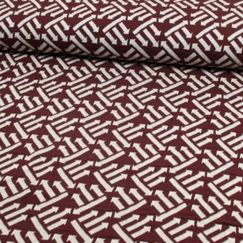 Hamburger Liebe Jacquard Right Direction B/M