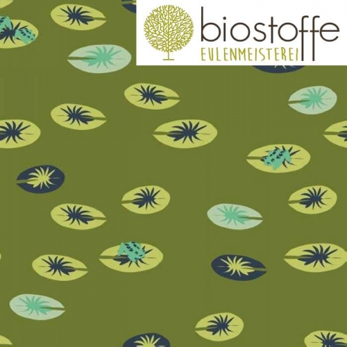 BIRCH Interlock Bio Frog Pad Moss Swan Lake