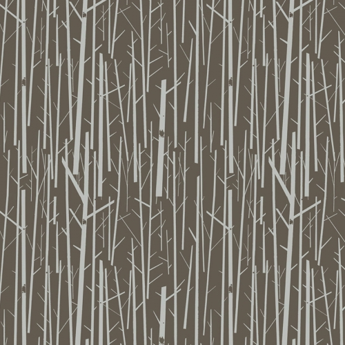 BIRCH Bio-Interlock Jersey Perch Bark Western Birds