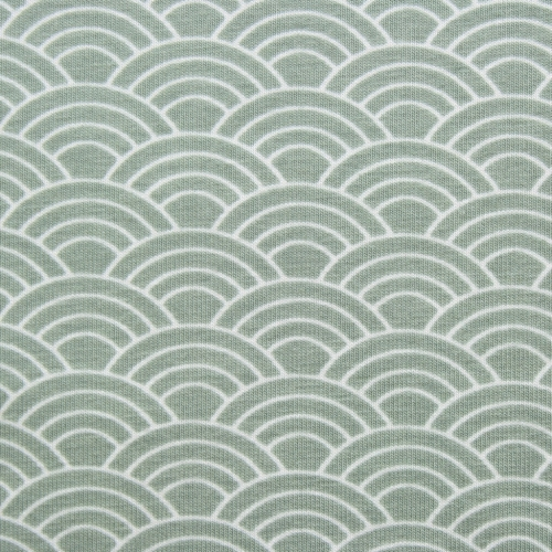 STENZO Bio-Jersey Waves Mint