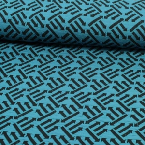 Hamburger Liebe Jacquard Right Direction P/S