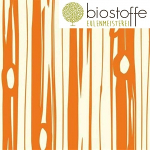 BIRCH Bio Baumwolle Bear Bois Orange