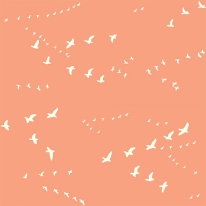 BIRCH Bio-Interlock Jersey Flight In Peachy Basics