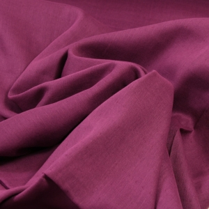 BIRCH Bio-Double Gauze Plum Uni