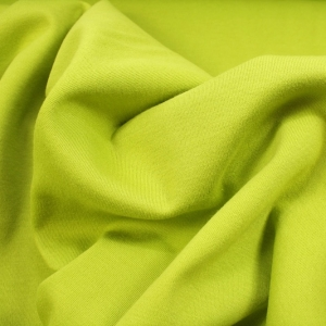 B-WARE! Birch Fabrics Bio-Uni Interlock Jersey Grass Knit Solids