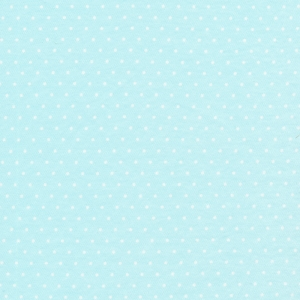 CLOUD9 Bio-Basic Interlock Jersey Polka Dots Blue Tout Petit