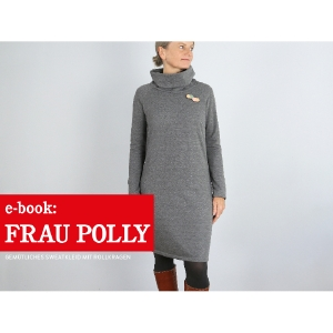 Ebook Sweatkleid Polly 98-152 | Fritzi & Schnittreif