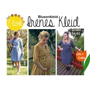 Ebook Irenes Kleid 34-52 | Lotte & Ludwig