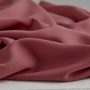 MEET MILK Tencel Twill Medium Rouge