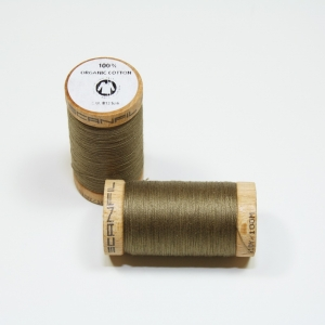 SCANFIL Bio-Nähgarn Elk Brown #4824
